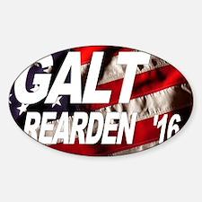 Galt Rearden 2016 Sticker (Oval)
