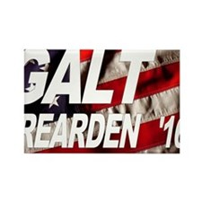 Galt Rearden 2016 Rectangle Magnet