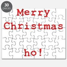 Merry Christmas ho! Puzzle