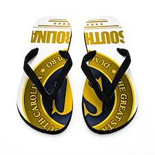 South Carolina Gold Label Flip Flops