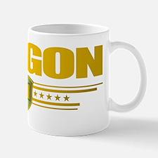 Oregon Gold Label (P) Mug
