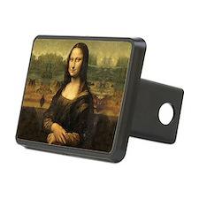 Mona Lisa Hitch Cover