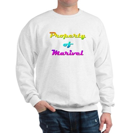 Property Of Marivel Female Sweatshirt