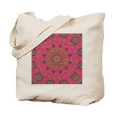 Affection Art Mandala Tote Bag