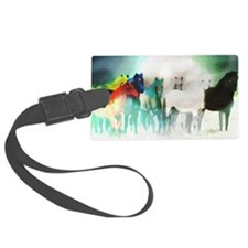 7 Seven Horses Luggage Tag