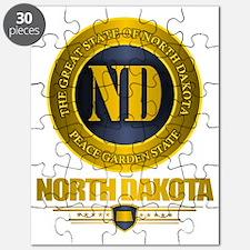 North Dakota Gold Label Puzzle