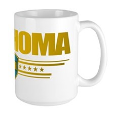 Oklahoma Gold Label (P) Mug