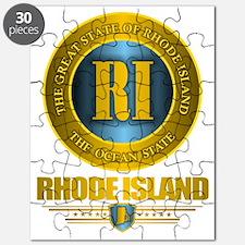 Rhode Island Gold Label Puzzle