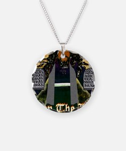 Keep the Law...Moses Necklace