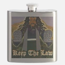 Keep the Law...Moses Flask