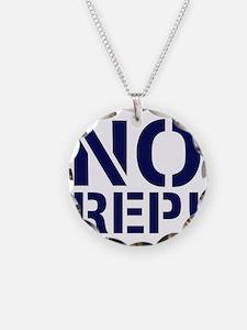 No Rep Necklace