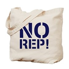 No Rep Tote Bag