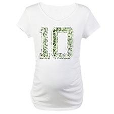 10, Vintage Camo Shirt