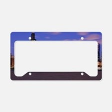 Morning Clouds License Plate Holder