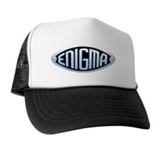 enigma Trucker Hat
