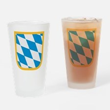 Bavaria flag Drinking Glass