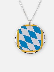 Bavaria flag Necklace