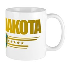 South Dakota Gold Label (P) Mug