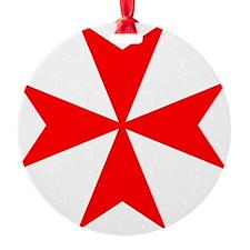 redcrossmaltese Ornament