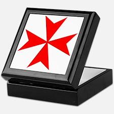 redcrossmaltese Keepsake Box
