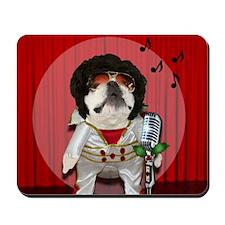 Elvis Mousepad