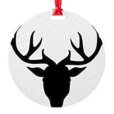 Deer antlers Ornament