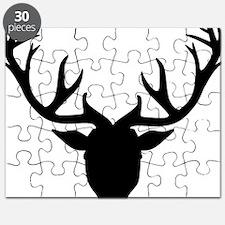 Deer antlers Puzzle