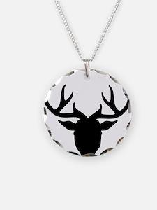 Deer antlers Necklace