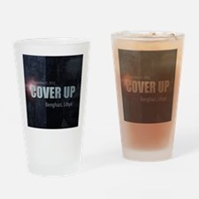 Benghazi Cover Up Drinking Glass