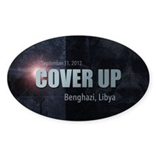 Benghazi Cover Up Decal