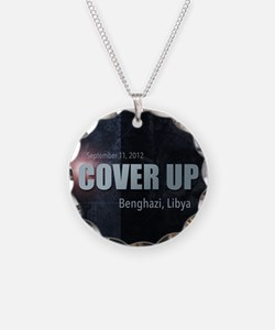 Benghazi Cover Up Necklace
