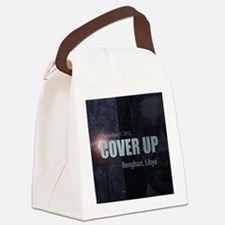 Benghazi Cover Up Canvas Lunch Bag