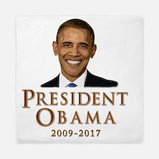 Obama 09-17 Queen Duvet