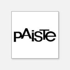 Paiste Drums. Sticker