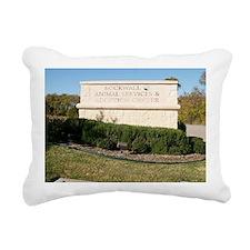Sign Rectangular Canvas Pillow