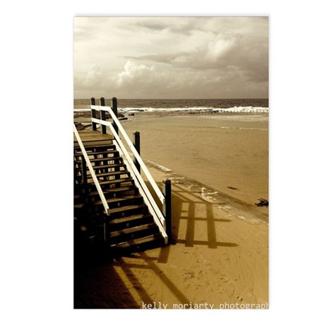 Steps to the water Postcards (Package of 8)