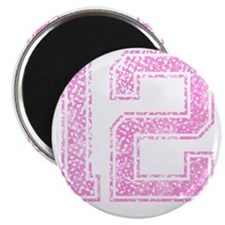 12, Pink Magnet