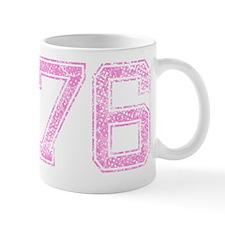 76, Pink Mug