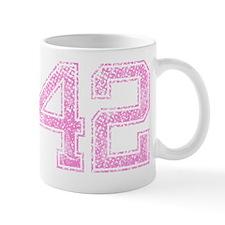 42, Pink Mug