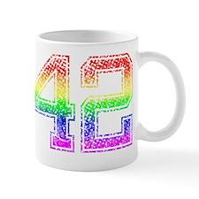 42, Gay Pride, Mug