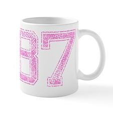 87, Pink Mug