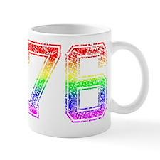 76, Gay Pride, Mug