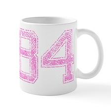 84, Pink Mug