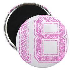18, Pink Magnet