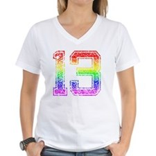 13, Gay Pride, Shirt