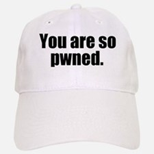 Pwned Baseball Baseball Cap