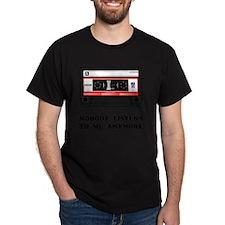 Nobody Listens Cassette T-Shirt