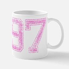 97, Pink Mug