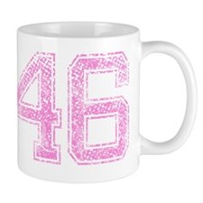 46, Pink Mug
