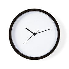 12, Aged, Wall Clock